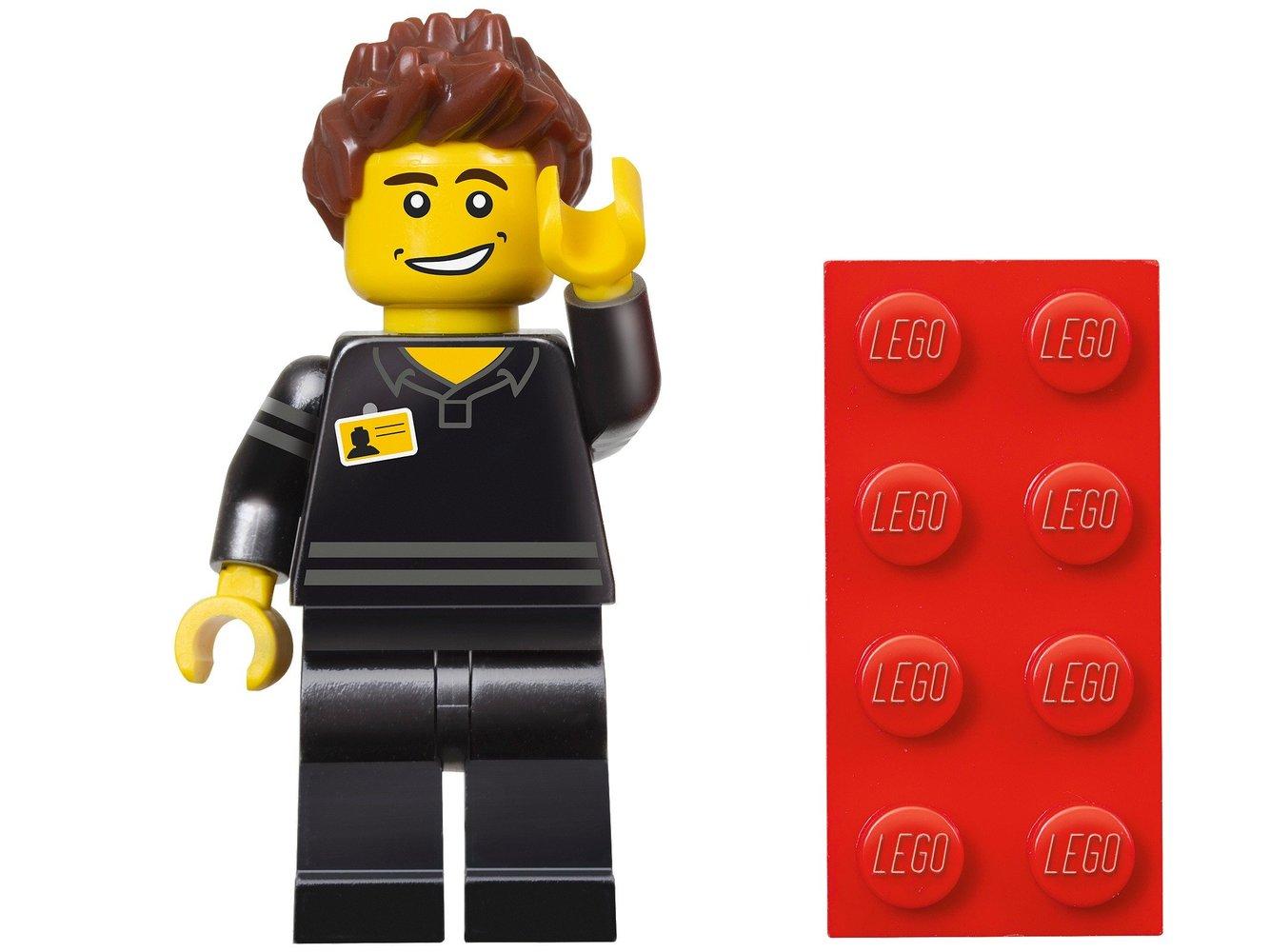 LEGO Store Employee