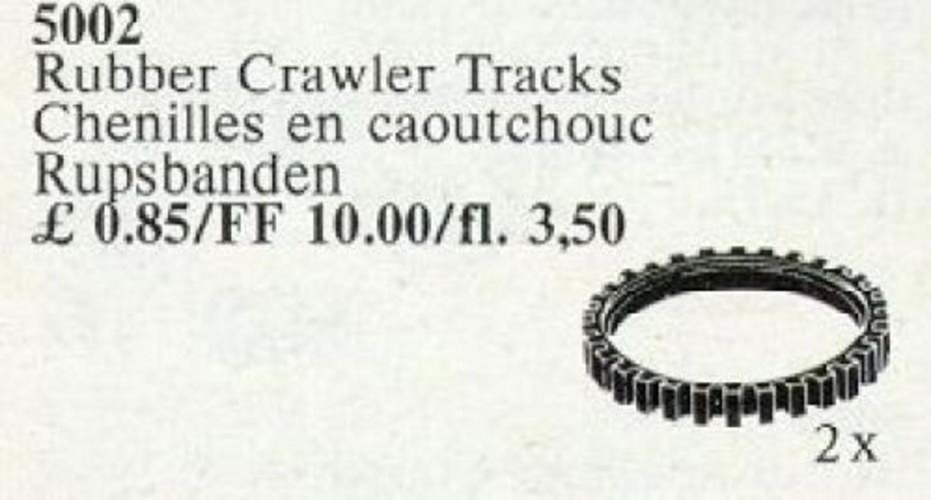 Rubber Chain Tracks