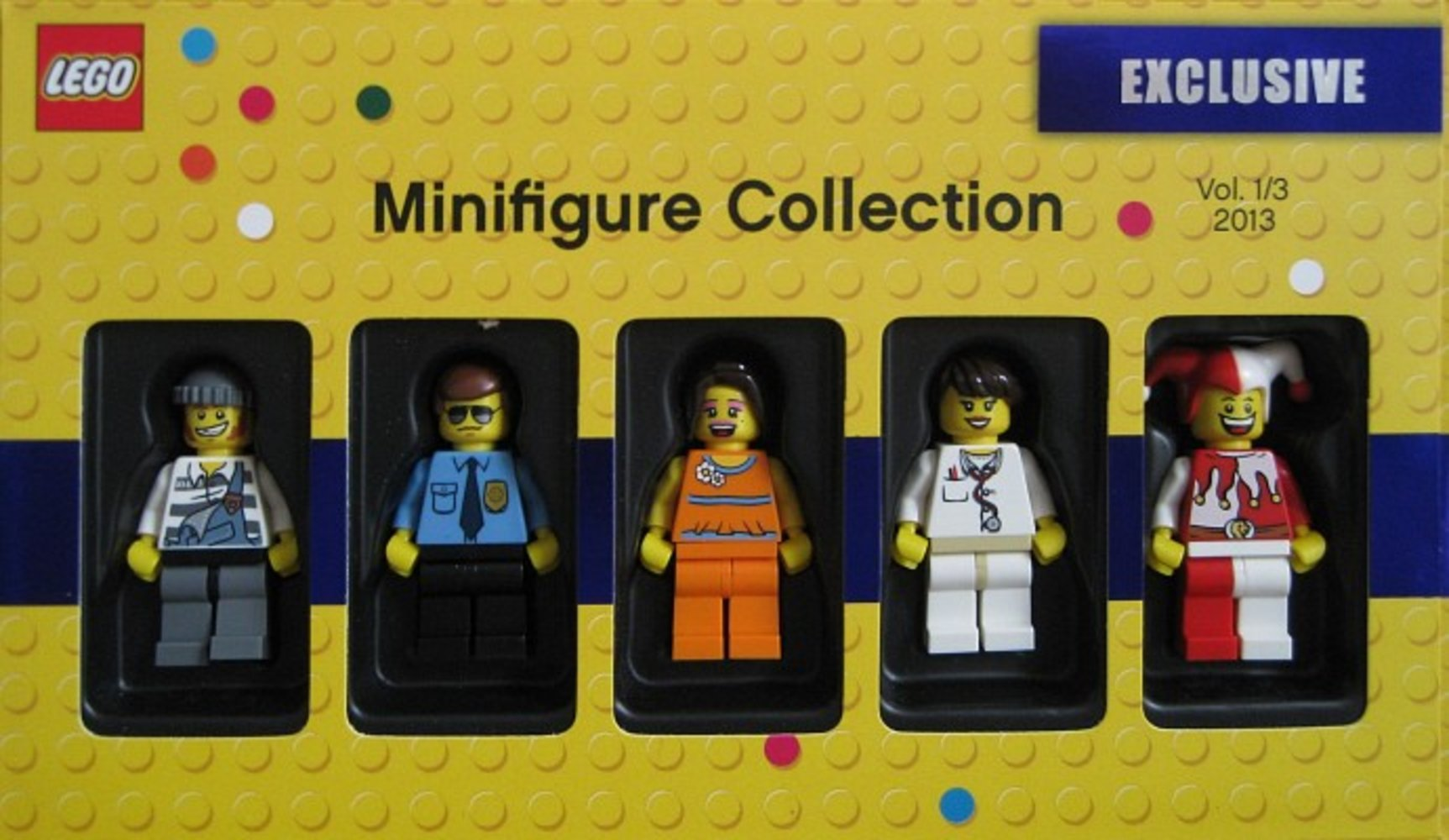Minifigure Collection 2013 Vol. 1