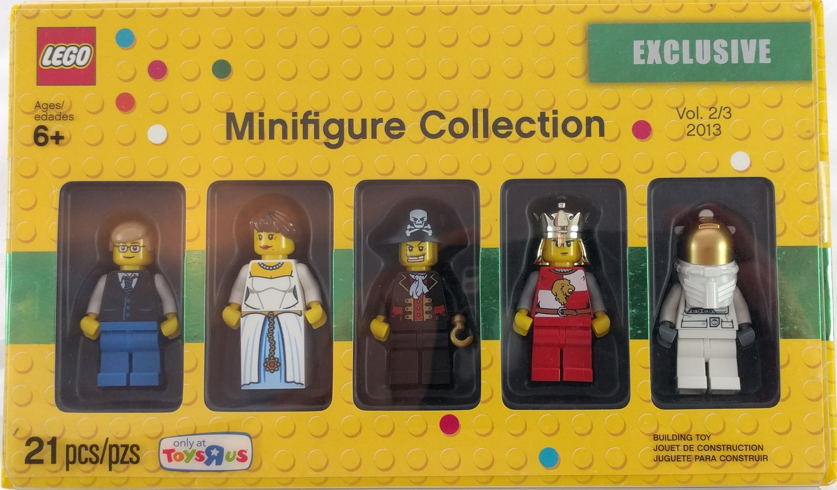Minifigure Collection 2013 Vol. 2