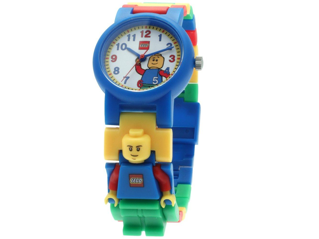 Classic Minifigure Link Watch