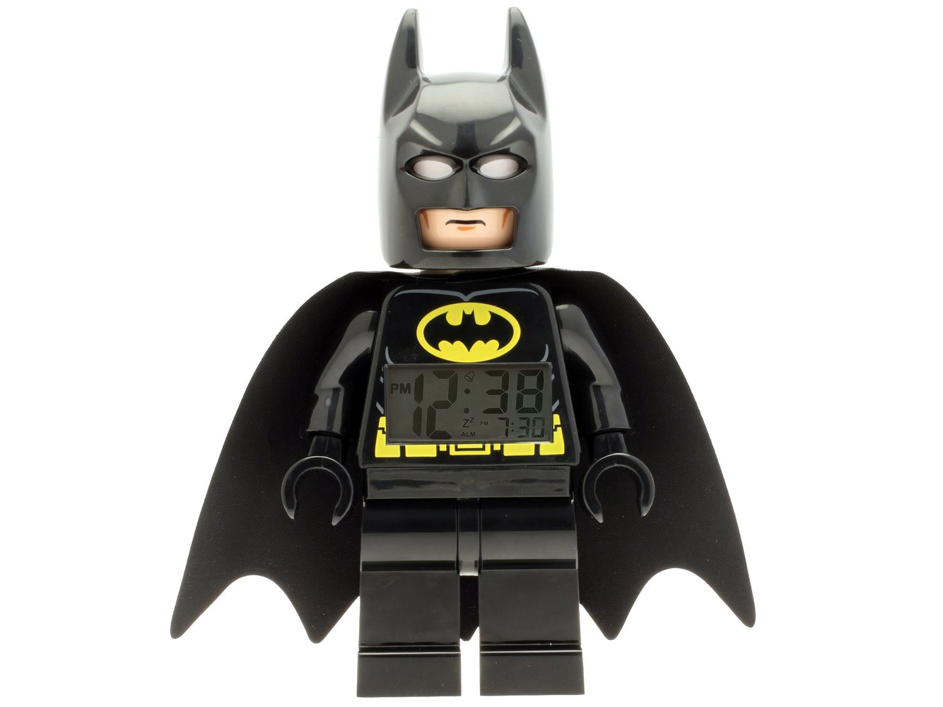 Batman Minifigure Clock