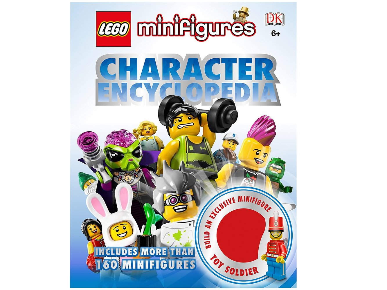 Minifigures: Character Encyclopedia