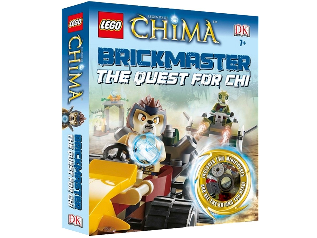 Legends of Chima: Brickmaster: The Quest for CHI