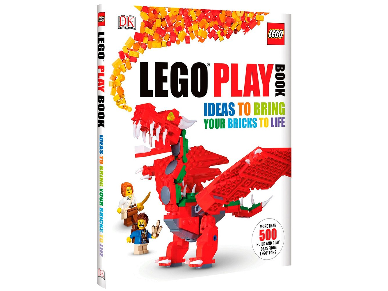 Play Book: Ideas to Bring Your Bricks to Life