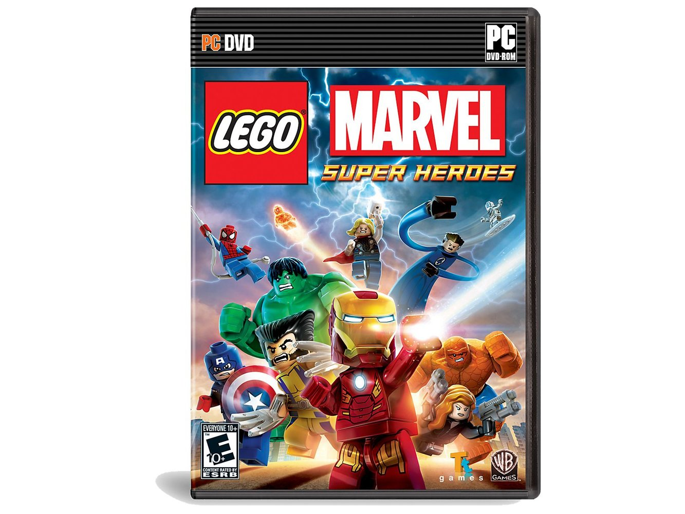 Marvel Super Heroes Video Game - PC