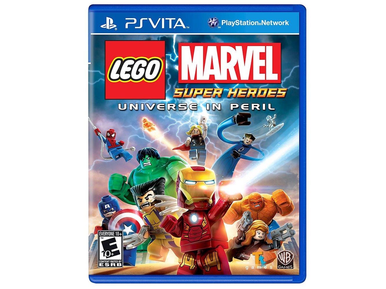 Marvel Super Heroes Video Game - PS Vita