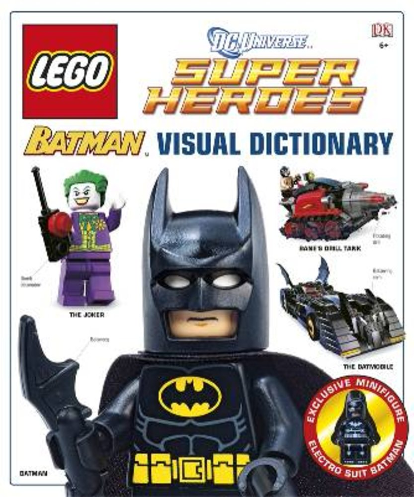 Batman: The Visual Dictionary