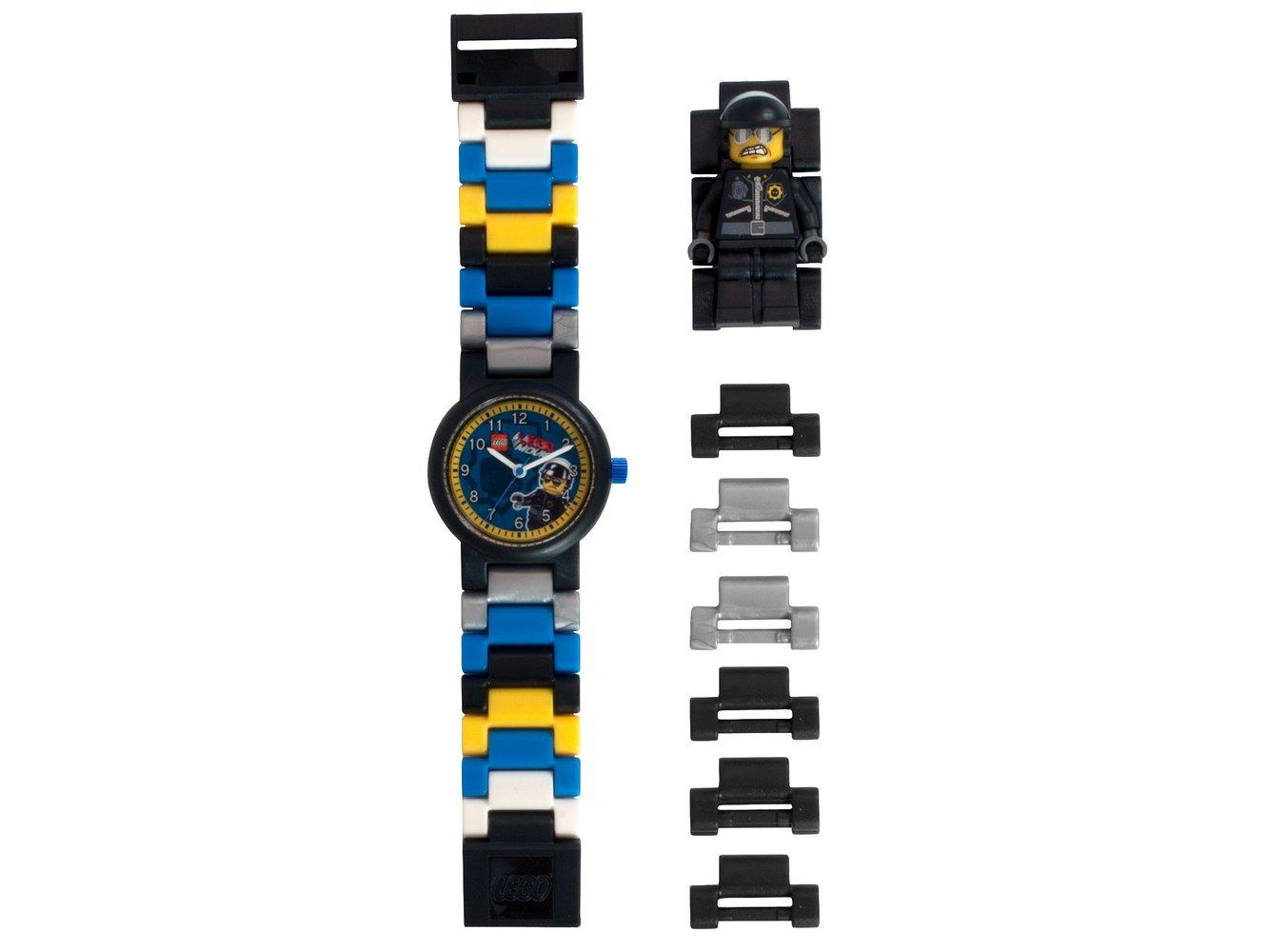 Bad Cop Minifigure Link Watch