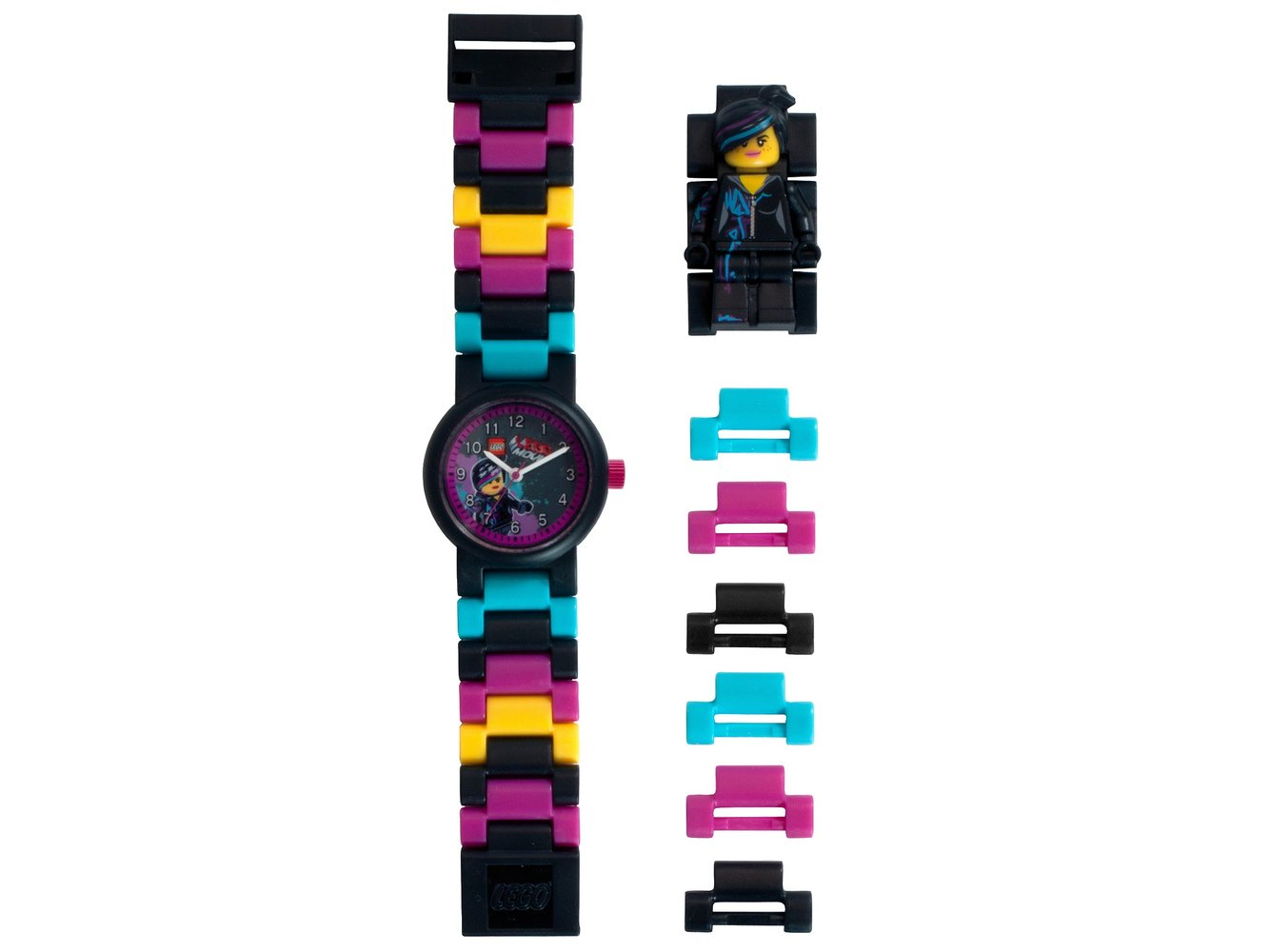Lucy / Wyldstyle Minifigure Link Watch