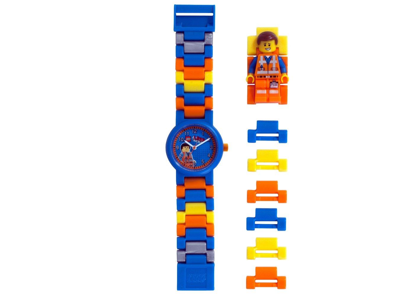 Emmet Minifigure Link Watch