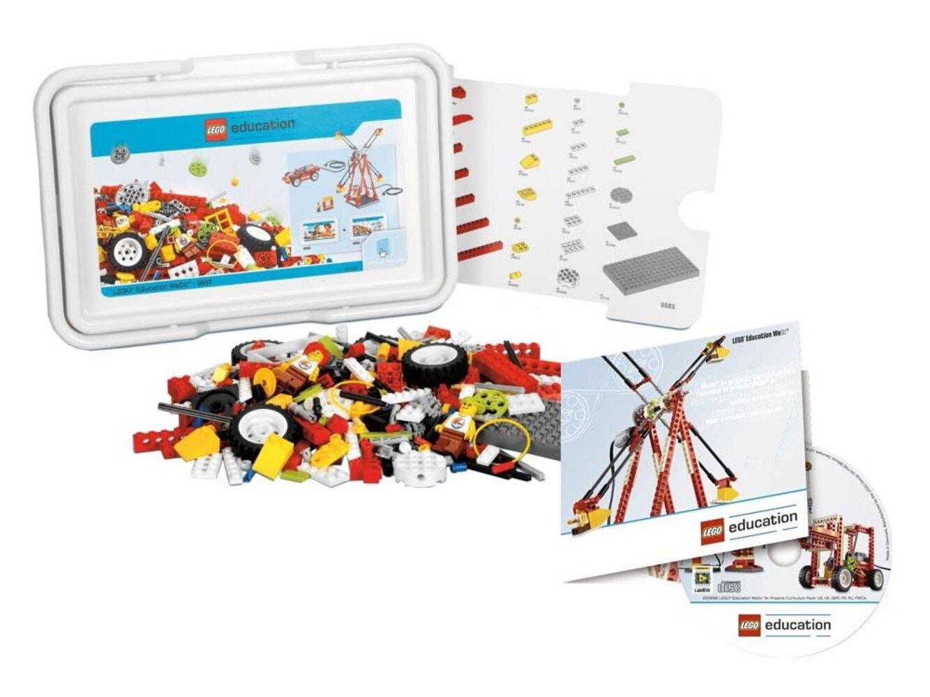 WeDo Homeschool STEM Pack