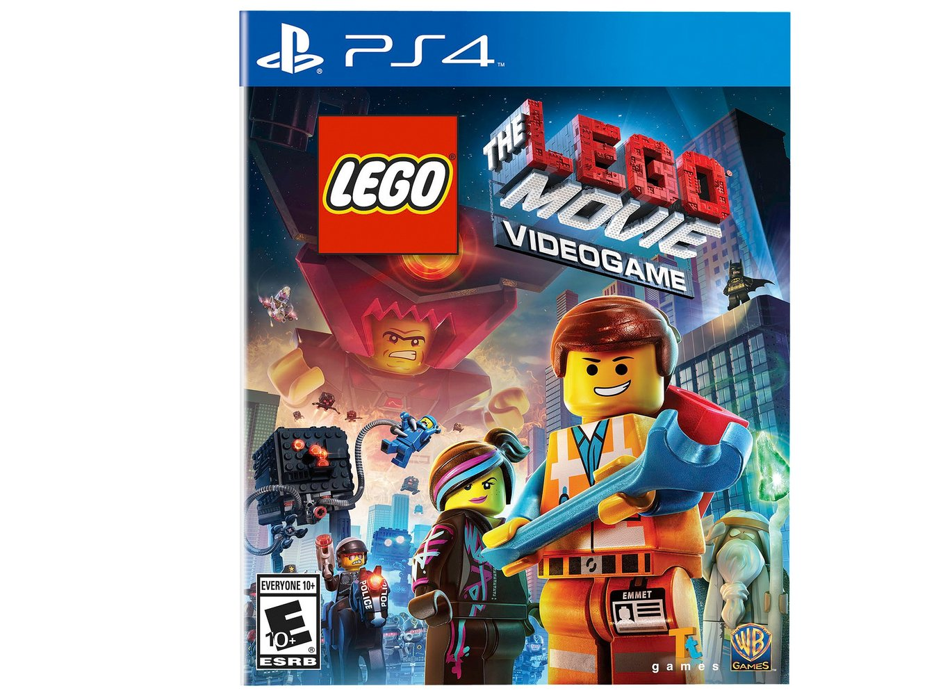 The LEGO Movie Video Game - PS4