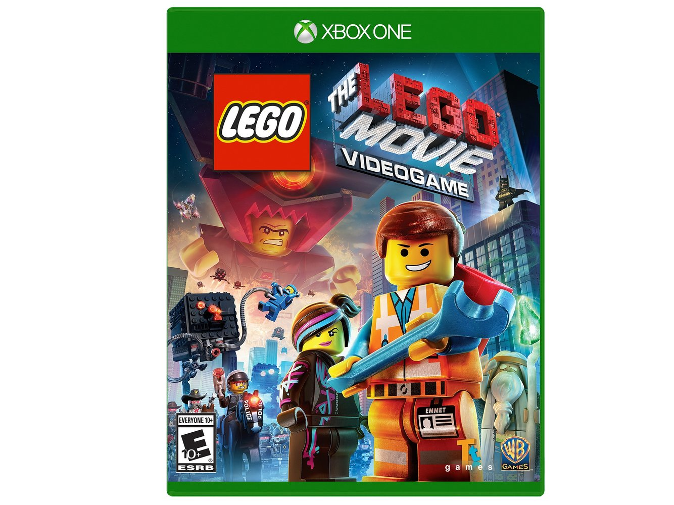 The LEGO Movie Video Game - Xbox One