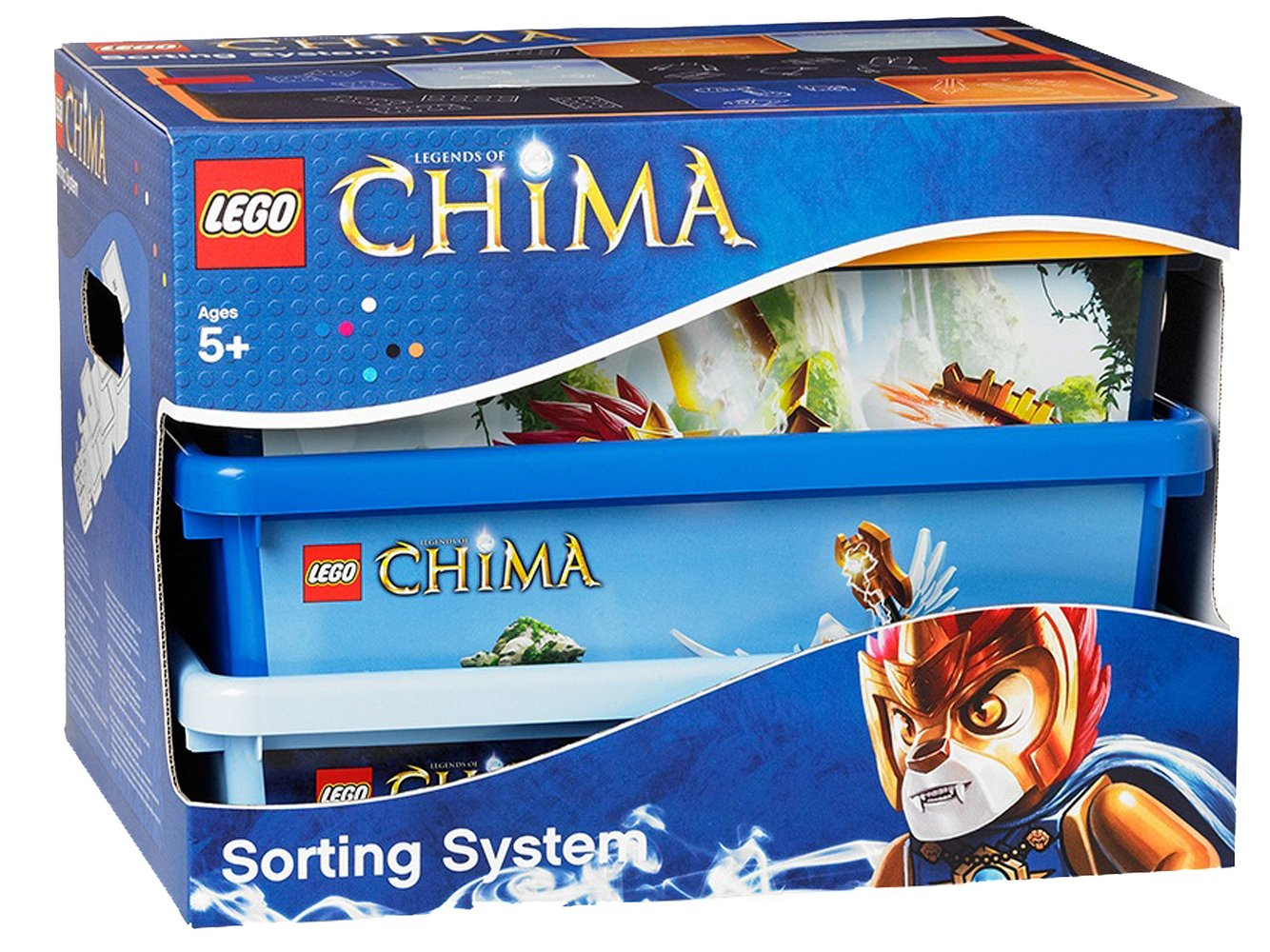 Legends of Chima Sorting System