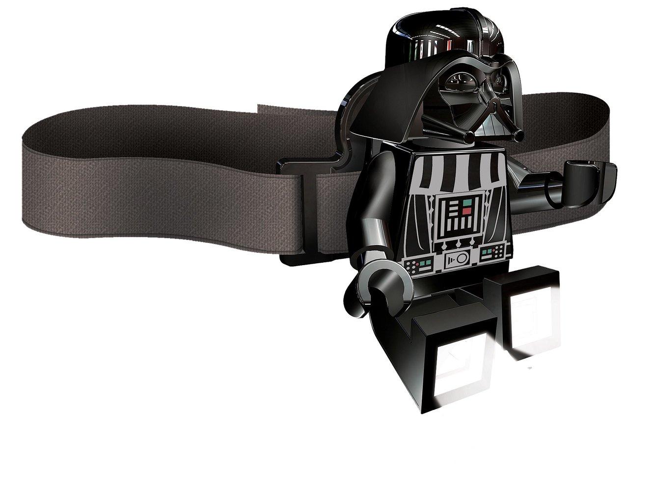 Darth Vader Head Lamp