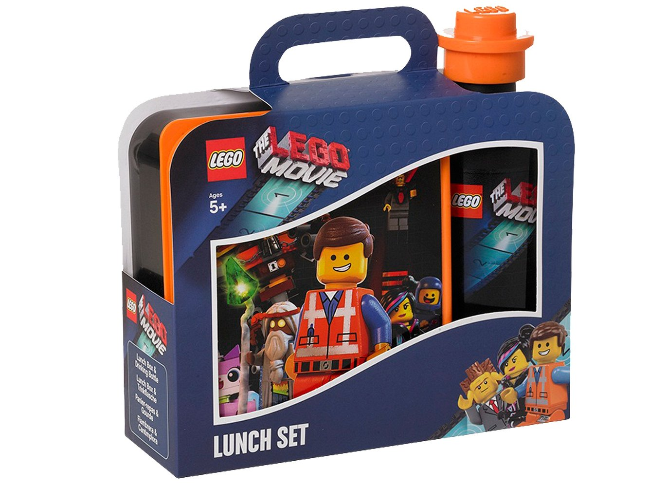 The LEGO Movie Lunch Set