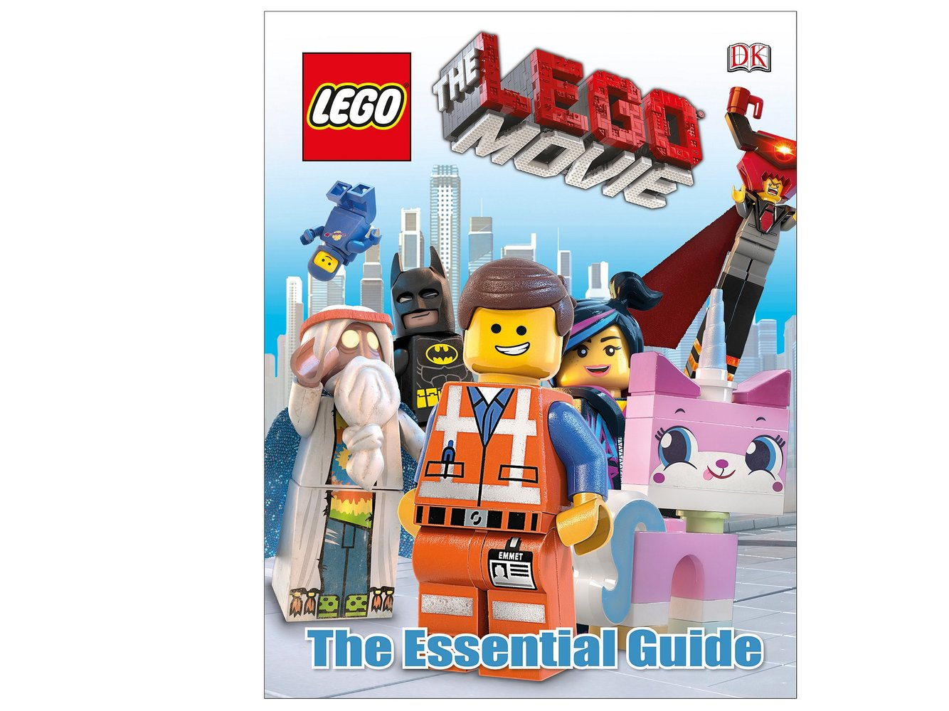 The LEGO Movie - The Essential Guide