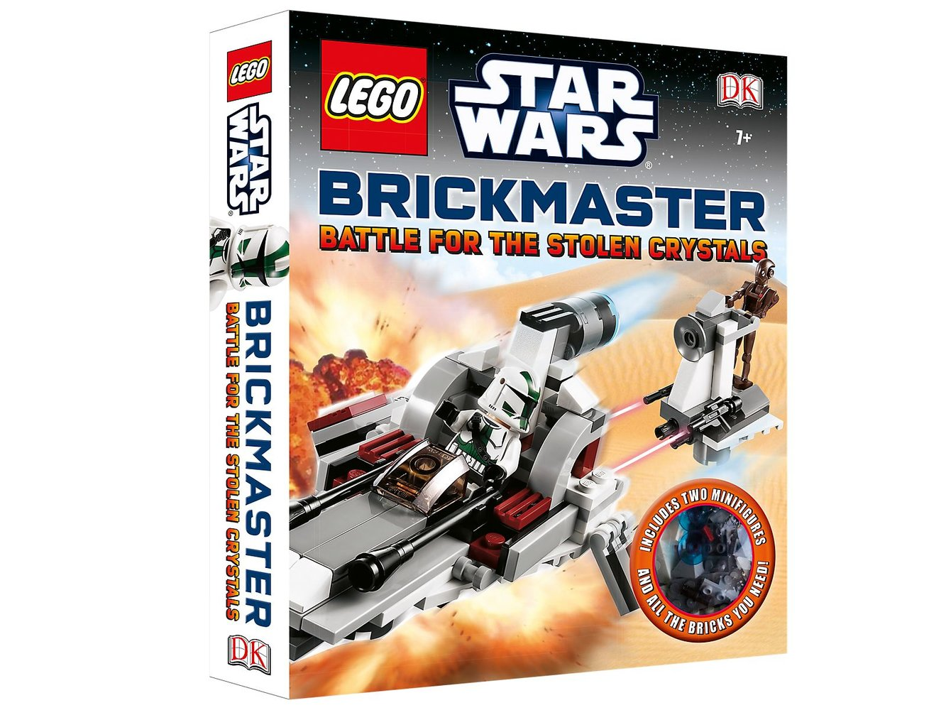 Star Wars: Brickmaster: Battle for the Stolen Crystals