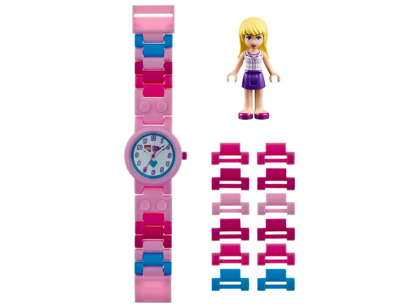 Stephanie Watch with Mini-Doll
