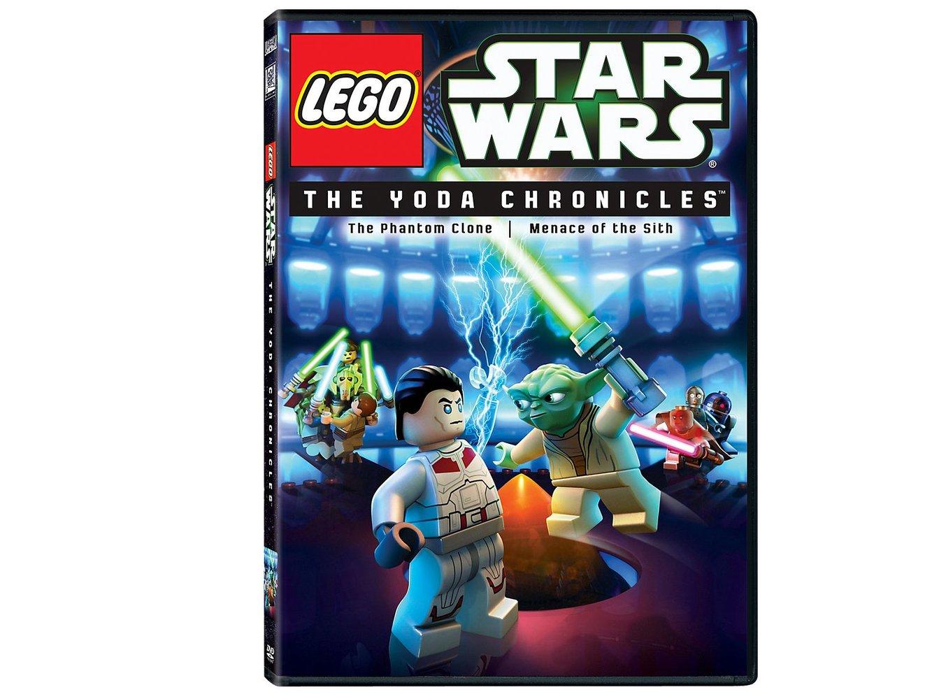 Star Wars: The Yoda Chronicles