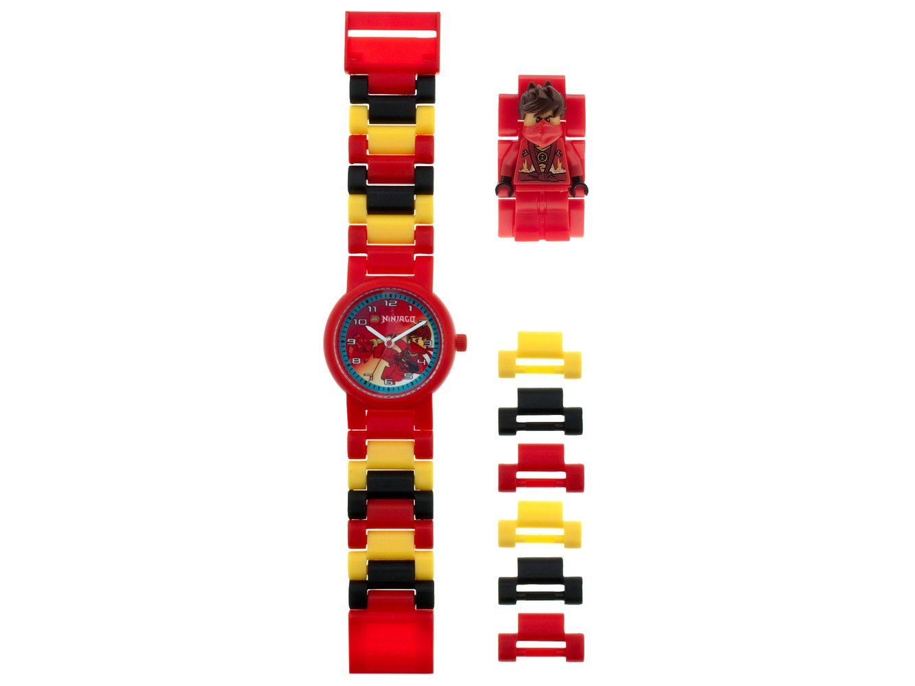 Kai Minifigure Link Watch