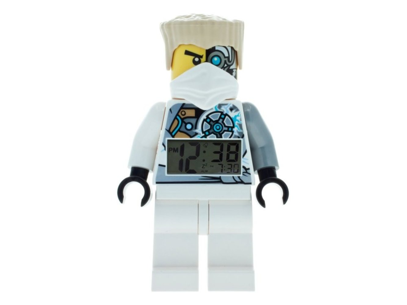 Zane Minifigure Clock