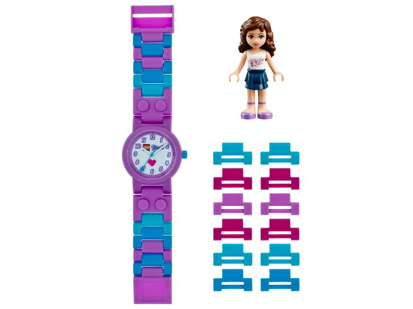 Olivia Watch with Mini-Doll