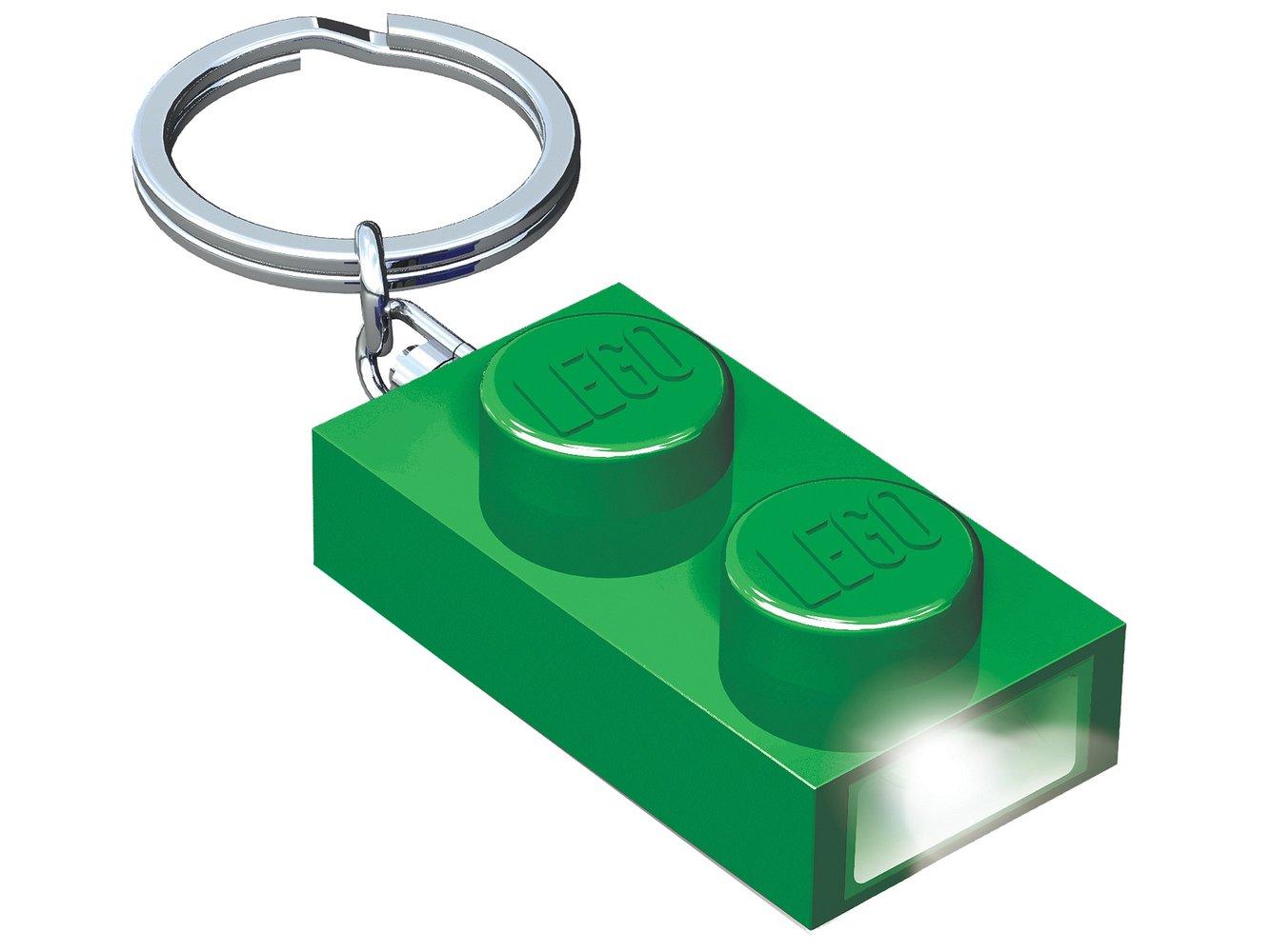 1x2 Brick Key Light (Green)