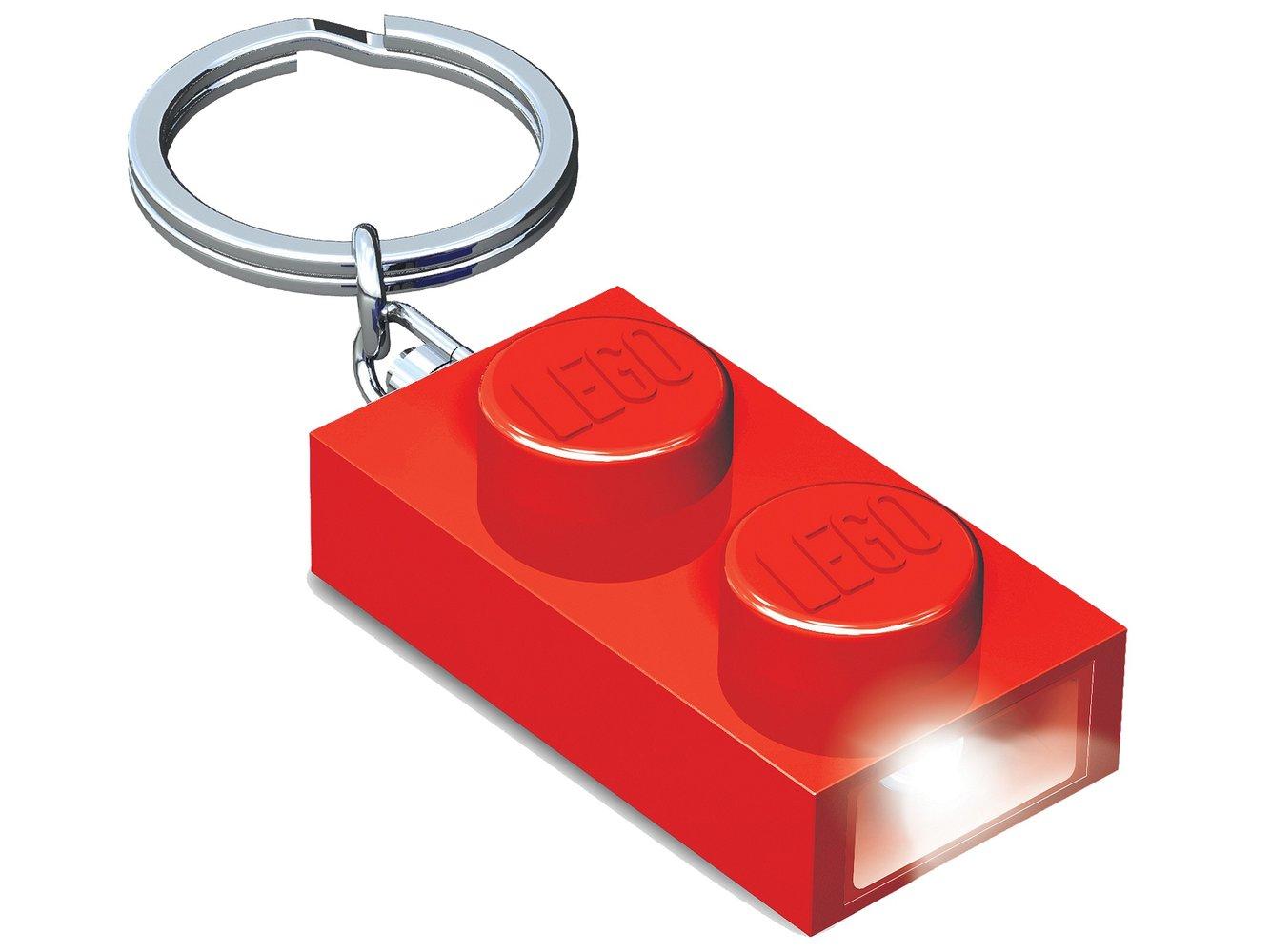 1x2 Brick Key Light (Red)