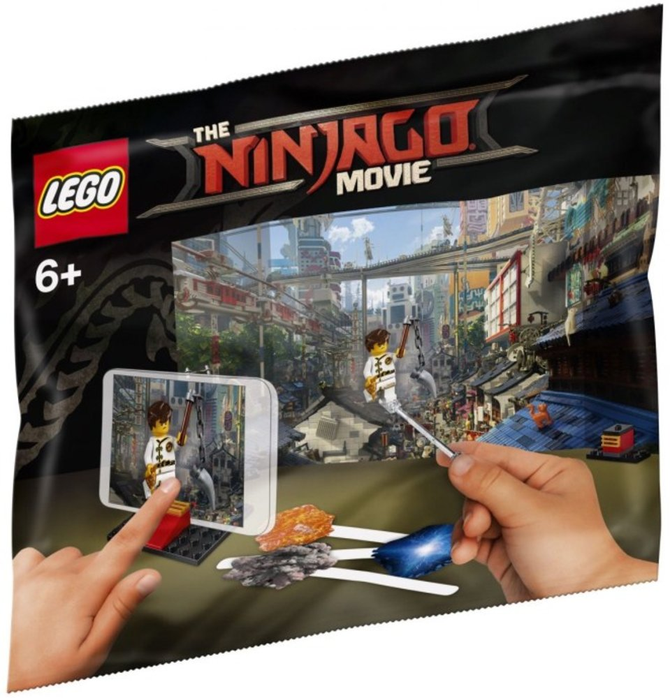 Ninjago Movie Maker