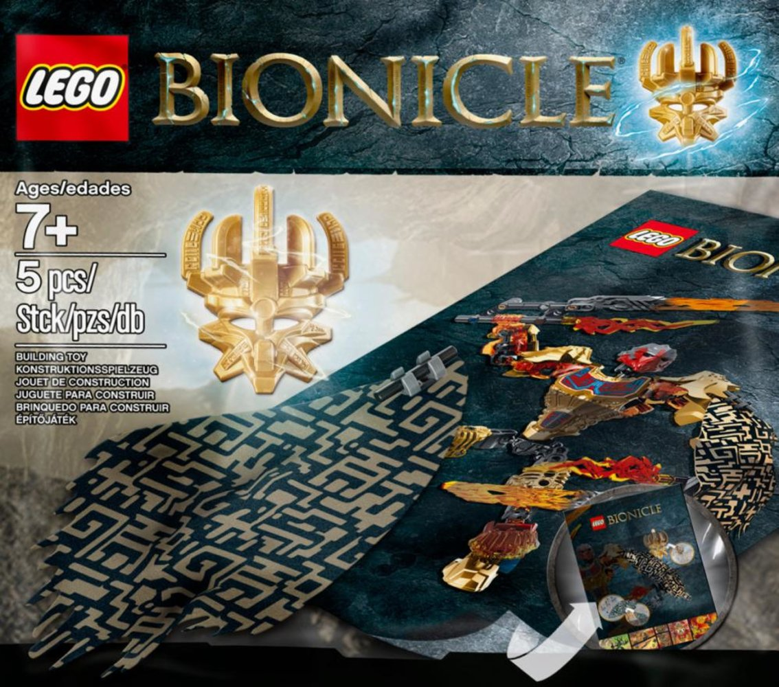 Bionicle 2016 Accessory Pack