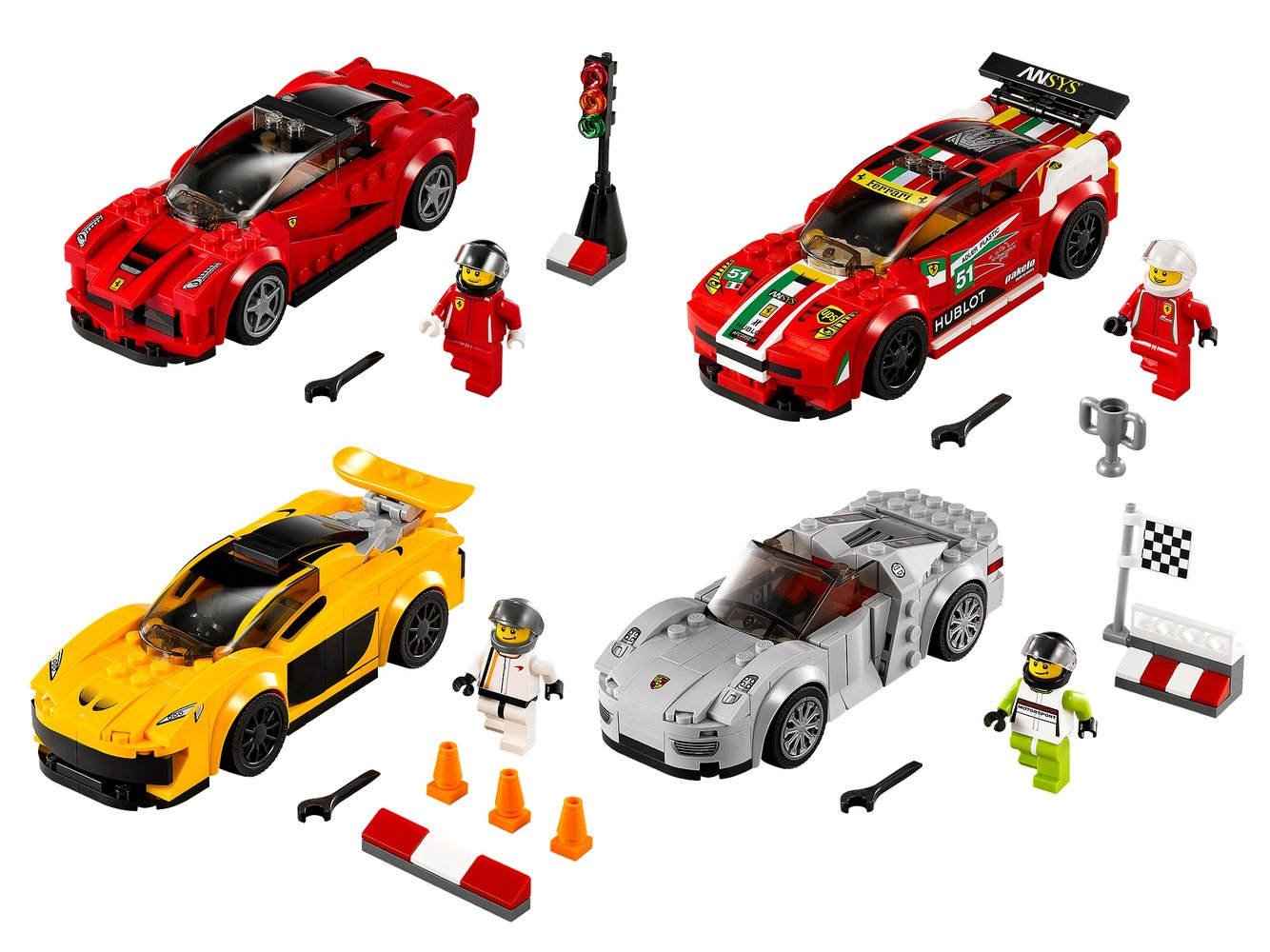 Speed Champions Collection