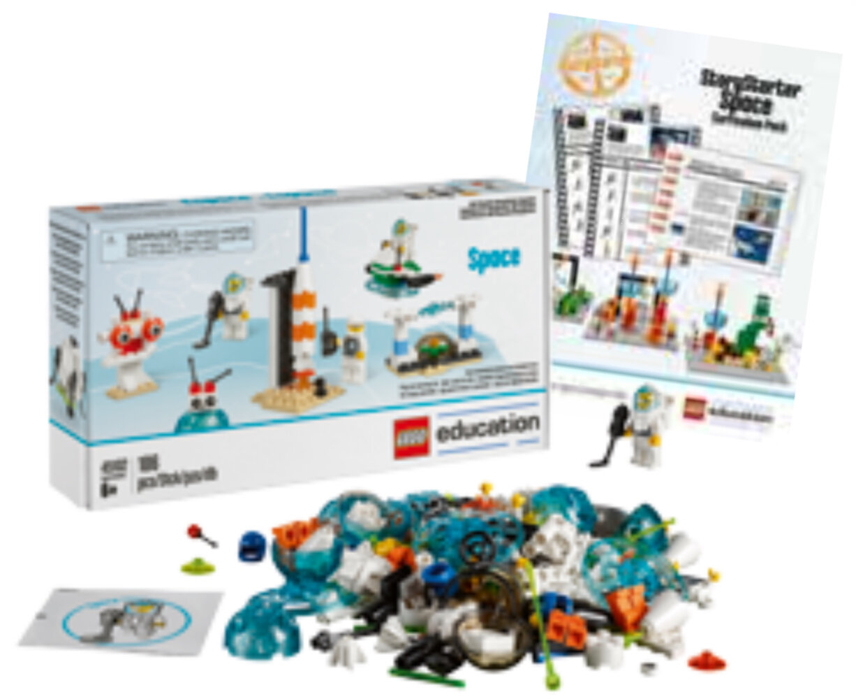 StoryStarter Space Expansion Set and Curriculum Pack