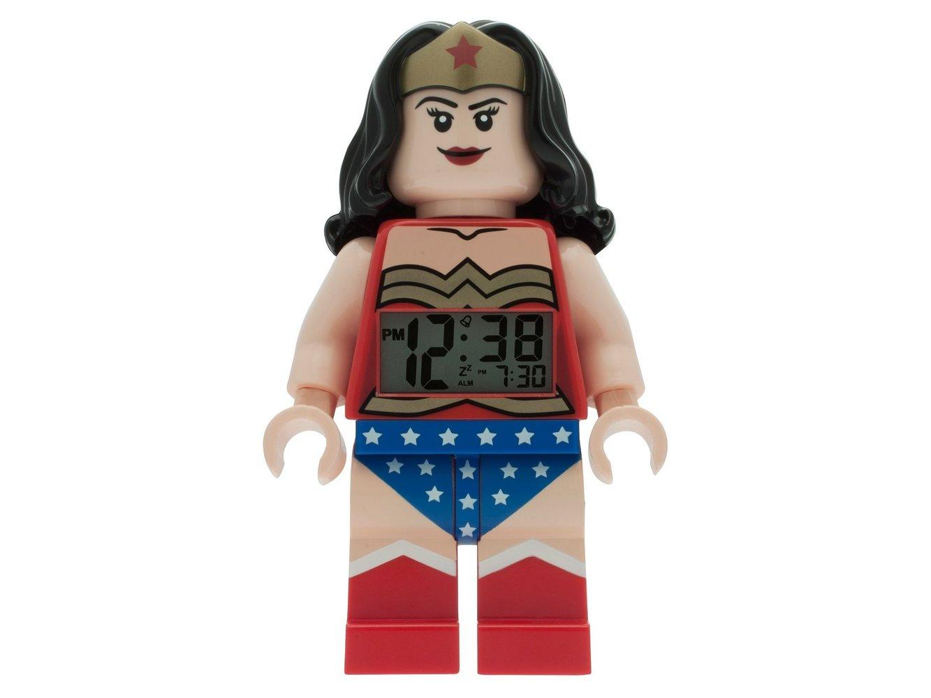 Wonder Woman Minifigure Alarm