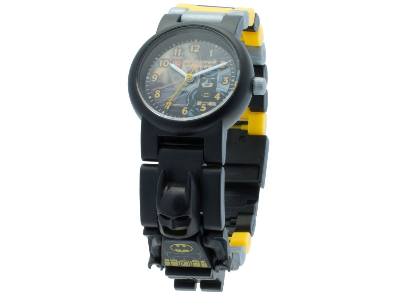 Batman Minifigure Link Watch