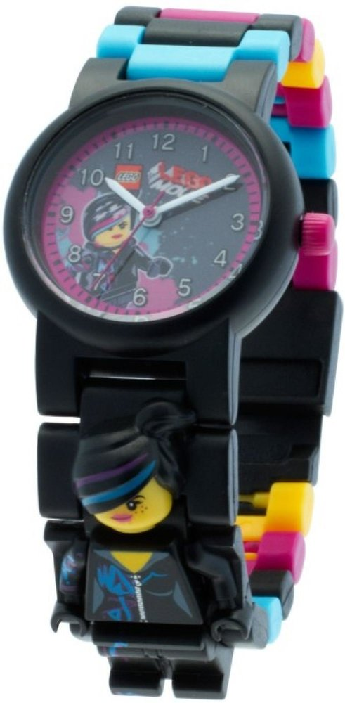 Lucy Wyldstyle Minifigure Link Watch