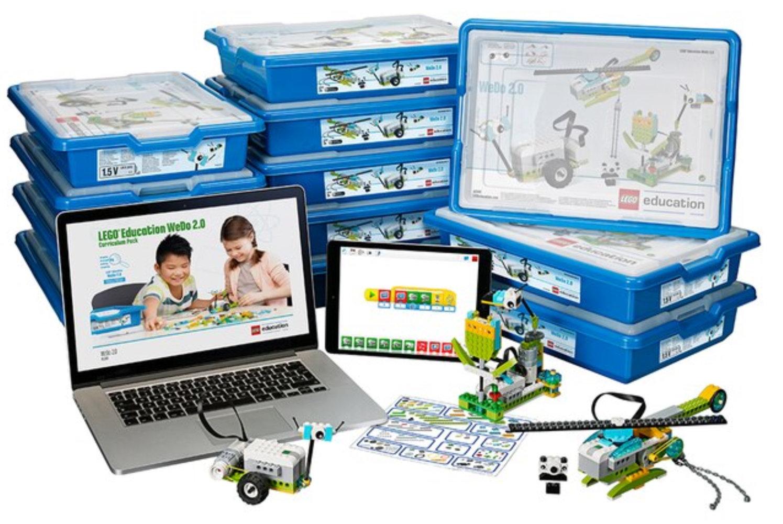 WeDo 2.0 ReadyGo 24-Student Pack