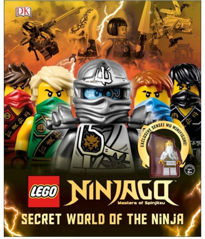 Ninjago: The Secret World of Ninja