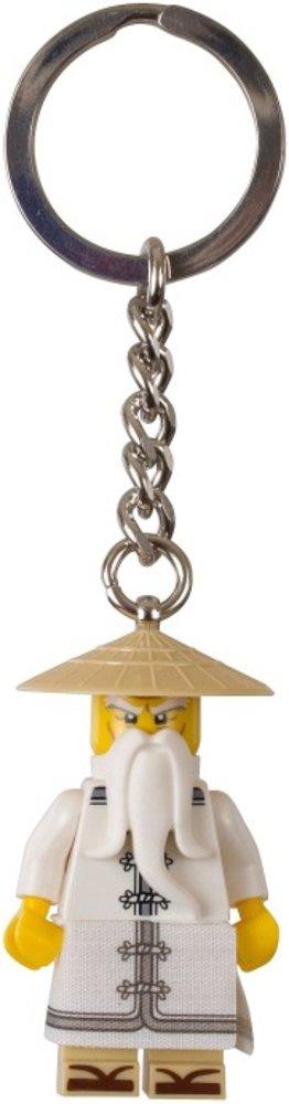 Master Wu Key Chain