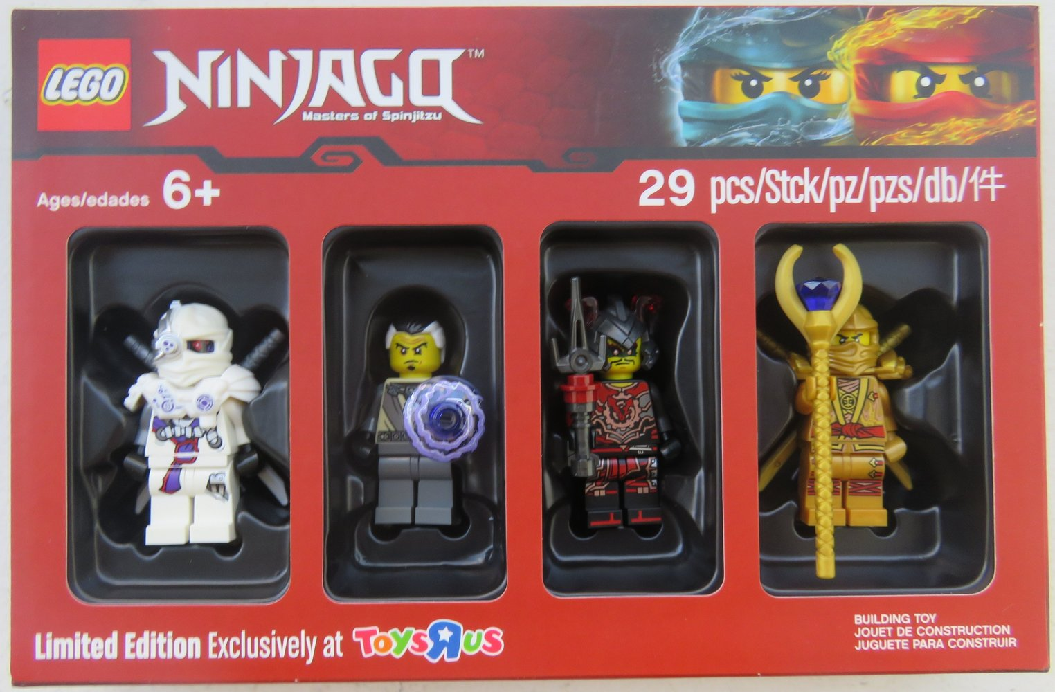 Collectible Minifigures - Ninjago