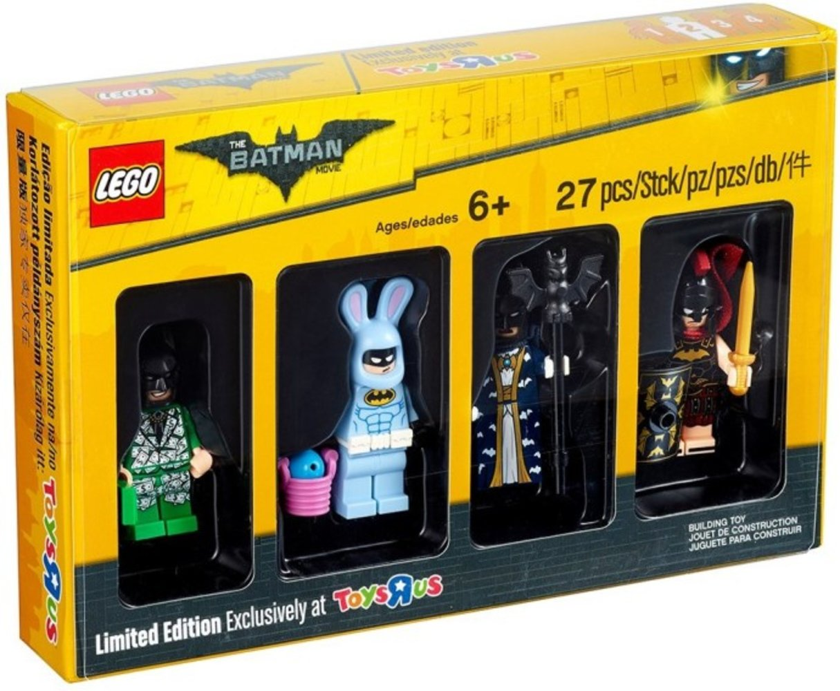 Collectible Minifigures - The Lego Batman Movie