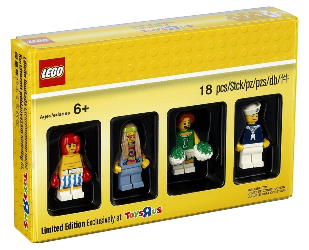 Collectible Minifigures - Classic