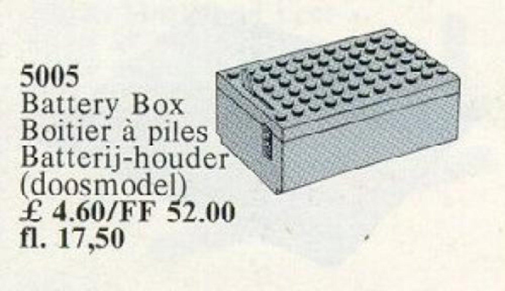 Battery Box 4.5V
