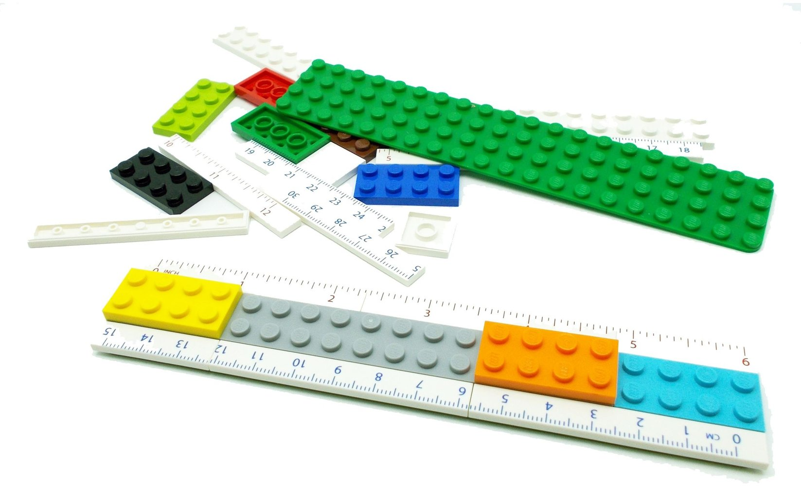 Buildable Ruler