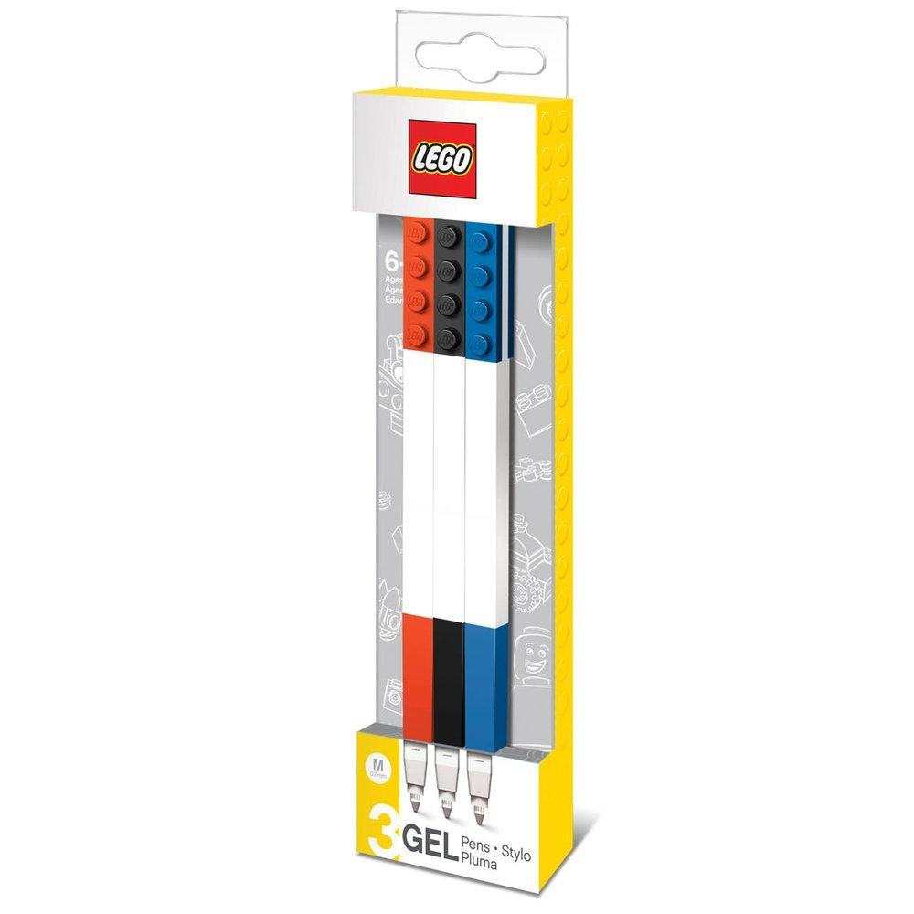 3-Pack Gel Pen Set