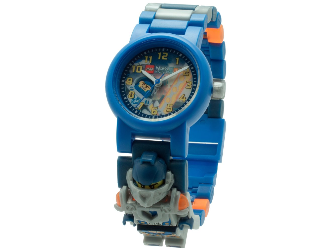 Clay Minifigure Link Watch