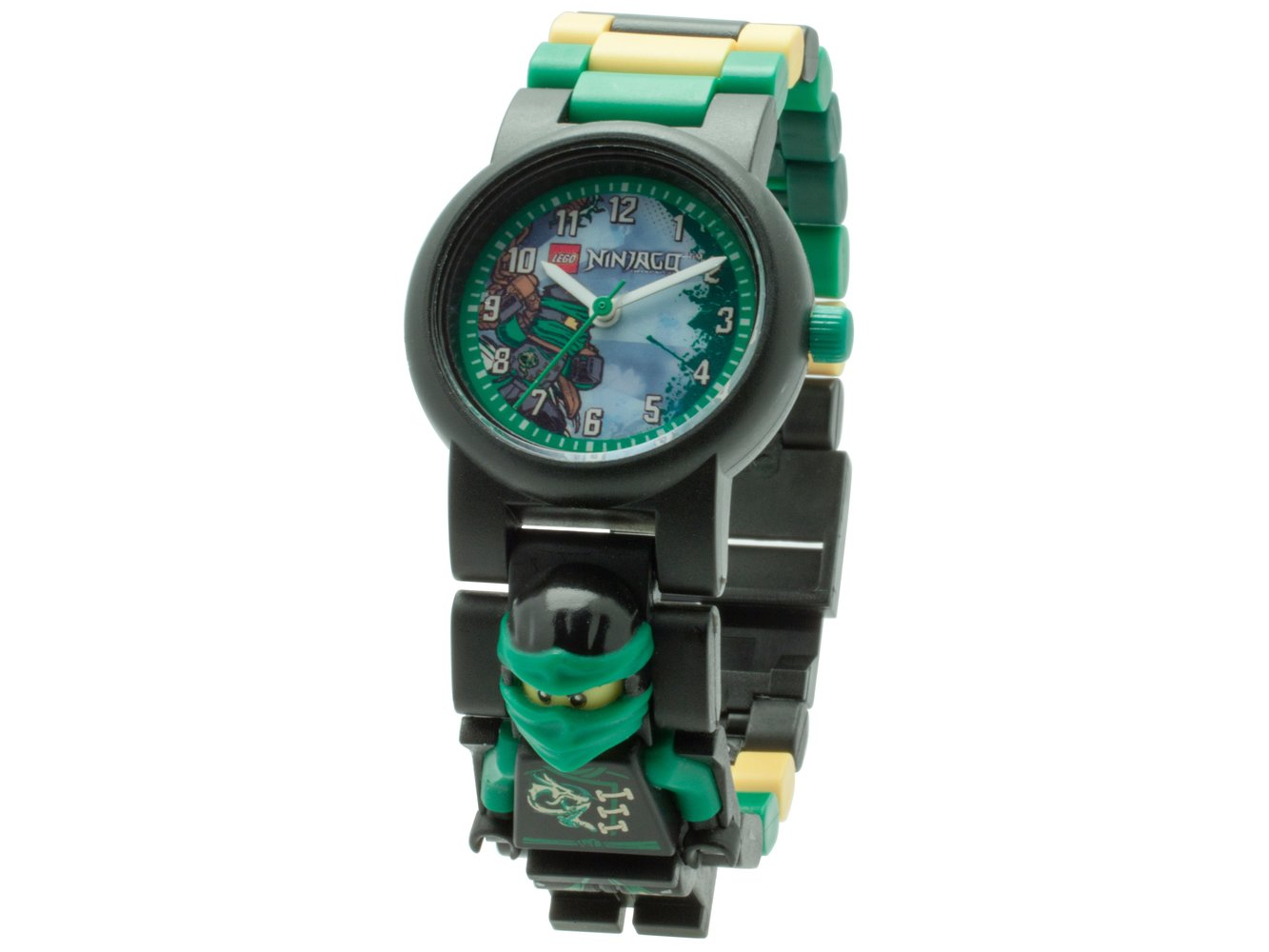 Lloyd Minifigure Link Watch