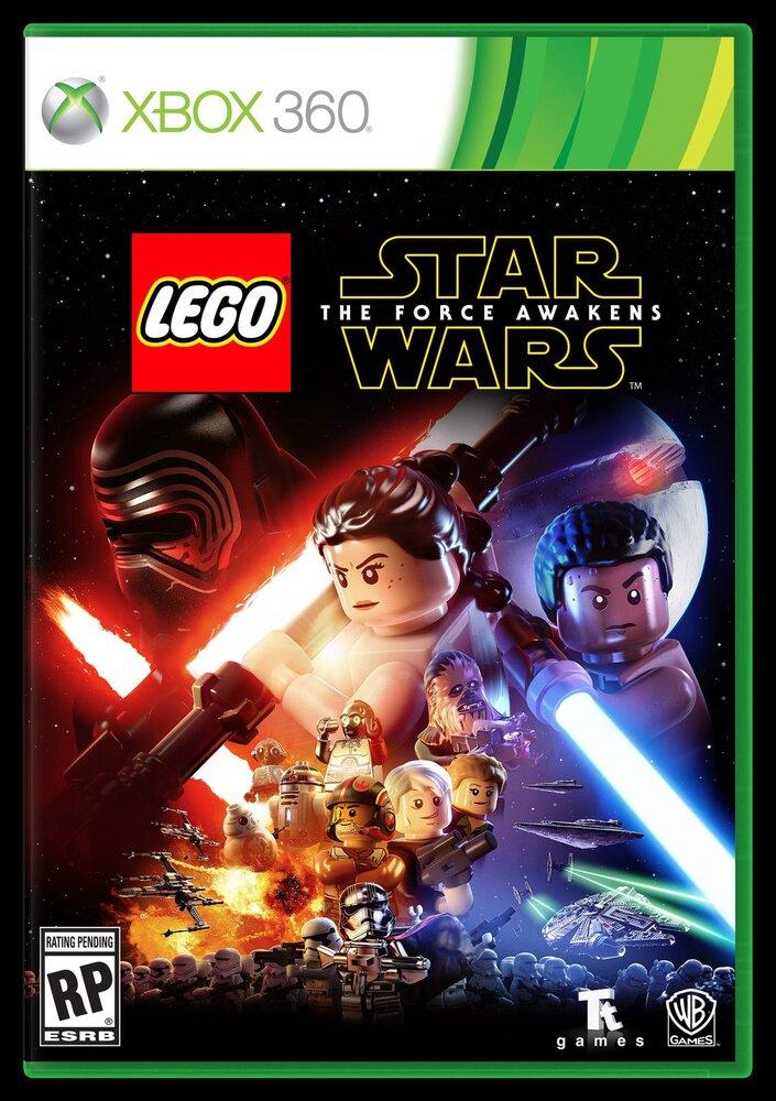 Star Wars: The Force Awakens (Xbox 360)