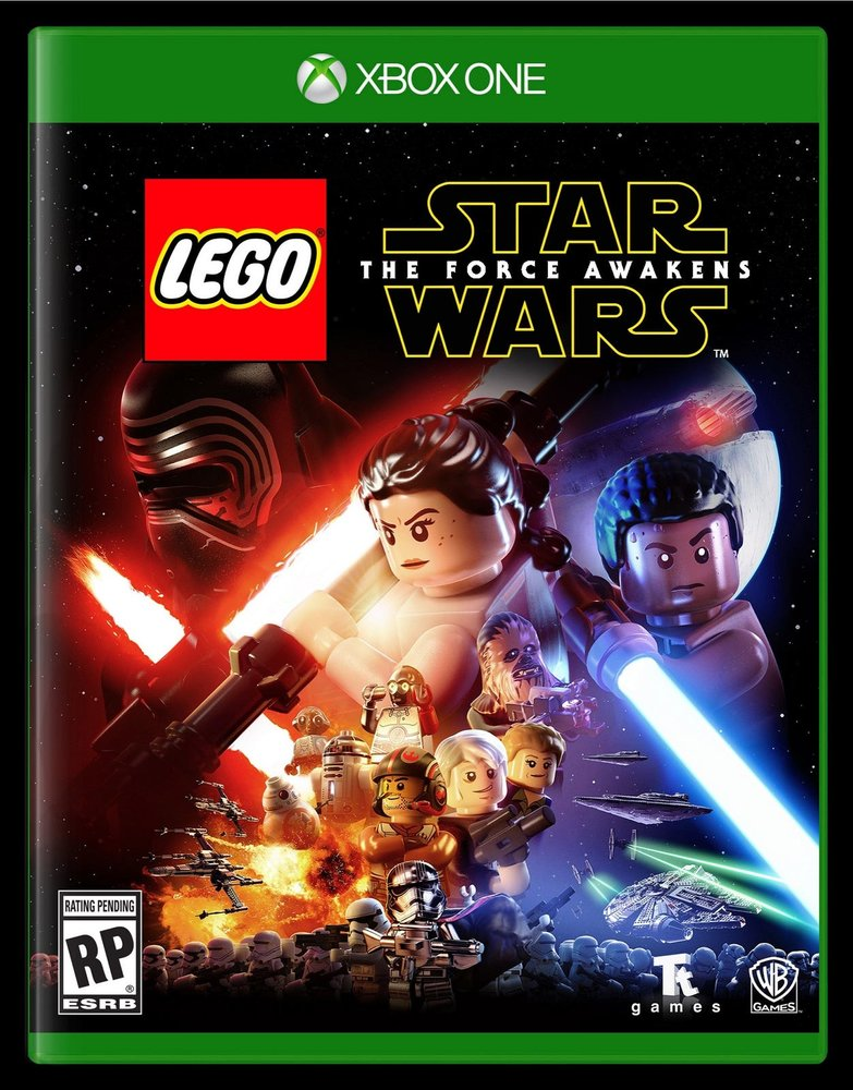 Star Wars: The Force Awakens - Xbox One